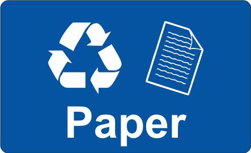 Paper source labels