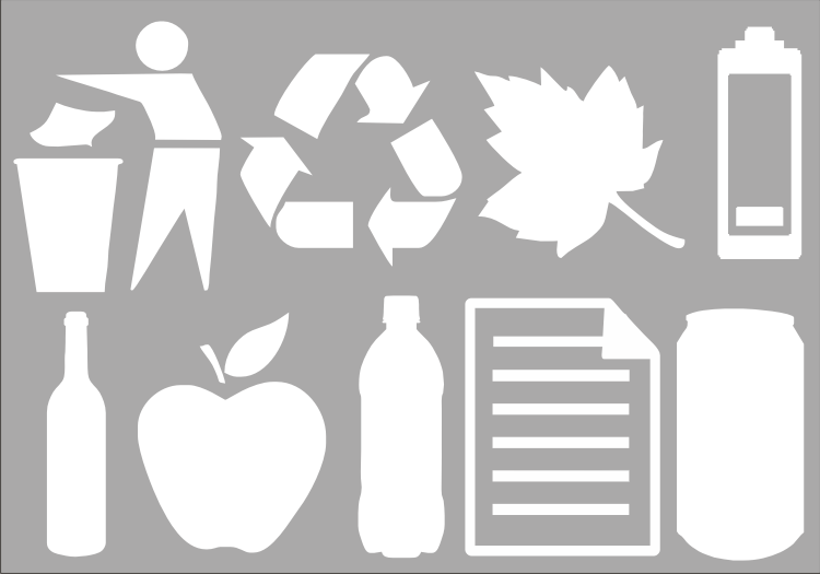 All Recycling Symbols Image Collections Meaning Of Text Symbols